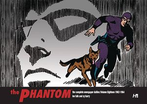[The Phantom: The Complete Dailies: Volume 18: 1962-1964 (Product Image)]