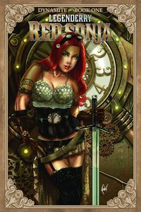 [Legenderry: Red Sonja #1 (Poulat Bombshell) (Product Image)]
