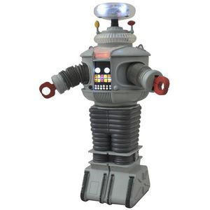 [Lost In Space: Electronic Action Figure: B9 Robot (Product Image)]
