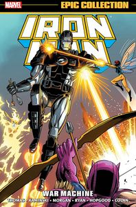 [Iron Man: Epic Collection: War Machine (Product Image)]