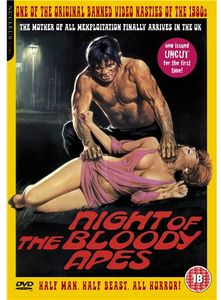 [Night Of The Bloody Apes (Product Image)]