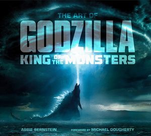 [The Art Of Godzilla: King Of The Monsters (Hardcover) (Product Image)]