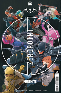 [Batman/Fortnite: Zero Point #2 (2nd Printing) (Product Image)]