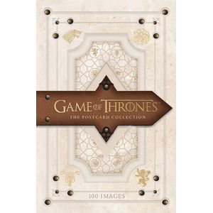 [Game Of Thrones: The Postcard Collection (Hardcover) (Product Image)]