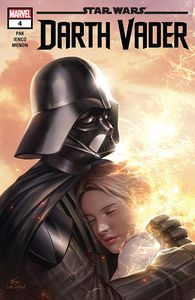 [Star Wars: Darth Vader #4 (Product Image)]