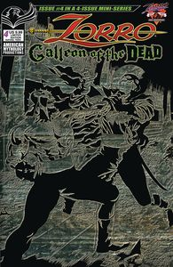 [Zorro: Galleon Of Dead #4 (Cover B Pulp Limited Edition) (Product Image)]