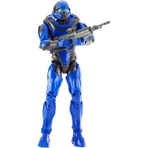 [Halo: Action Figure: Wave 1: Spartan Athlon Blue (Product Image)]