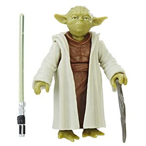 [Star Wars: Revenge Of The Sith: Action Figure: Yoda (Product Image)]