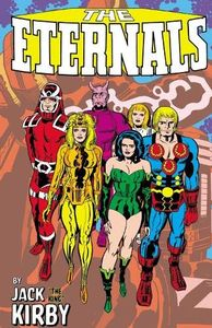 [Eternals By Jack Kirby (Monster-Size Hardcover) (Product Image)]