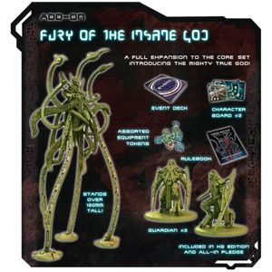[Core Space: First Born: Fury Of The Insane God (Expansion) (Product Image)]