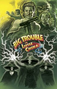 [Big Trouble In Little China #4 (Product Image)]