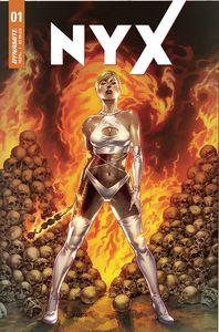 [Nyx #1 (Cover D Vigonte) (Product Image)]