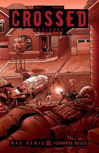 [Crossed: Badlands #89 (Red Crossed Variant) (Product Image)]