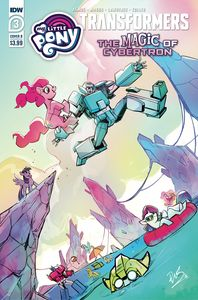 [My Little Pony/Transformers #3 (Cover B Bethany Mcguire-Smith) (Product Image)]