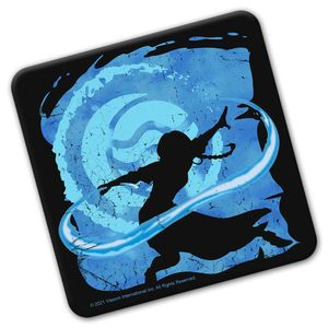 [Avatar The Last Airbender: Coaster: Water Element (Product Image)]