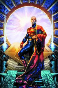 [Future State Superman House Of El #1 (One Shot Cover B Jay Anacleto Card Stock Variant) (Product Image)]
