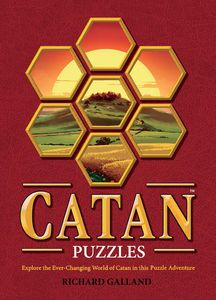 [Catan Puzzle Book: Explore The Ever-Changing World Of Catan (Hardcover) (Product Image)]