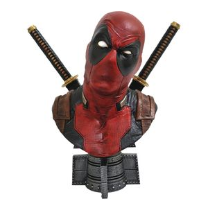 [Marvel: Legendary Comics: 1:2 Scale Bust: Deadpool (Product Image)]