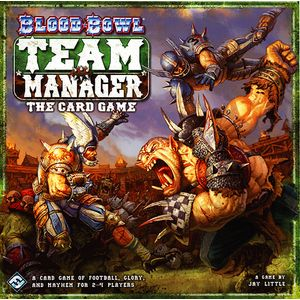 [Blood Bowl: Card Game: Team Manager (Product Image)]