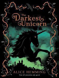 [The Darkest Unicorn (Product Image)]