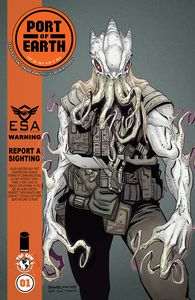 [Port Of Earth #1 (Cover B Dragotta) (Product Image)]