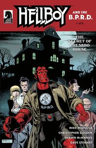 [Hellboy & B.P.R.D.: Secret Of Chesbro House #1 (Cover A Mcman) (Product Image)]