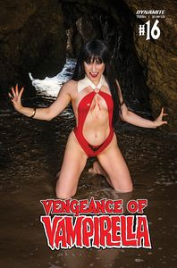 [Vengeance Of Vampirella #16 (Cover D Hollon Cosplay) (Product Image)]
