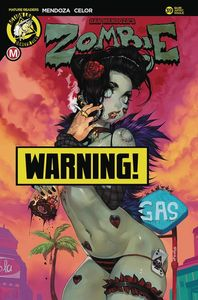 [Zombie Tramp: Ongoing #39 (Cover F Sevilla Risque) (Product Image)]