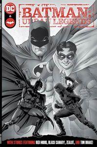 [Batman: Urban Legends #6 (2nd Printing) (Product Image)]