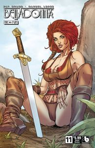 [Belladonna: Fire Fury #11 (Shield Maiden) (Product Image)]