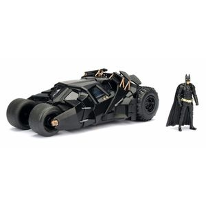 [Batman: The Dark Knight: Die Cast Tumbler With Figure (Product Image)]