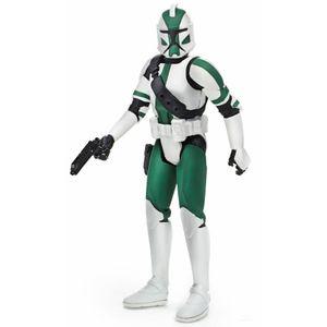 [Star Wars: Saga Legends: Wave 5 Action Figures: Clone Wars Commander Gree (Product Image)]