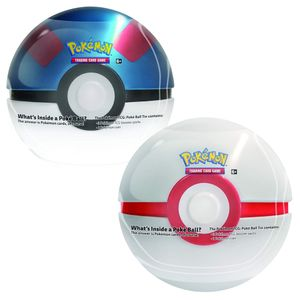 [Pokémon: Trading Card Game: Poké Ball Tin: Series 3 (Product Image)]