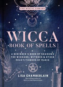 [Wicca Book Of Spells (Hardcover) (Product Image)]