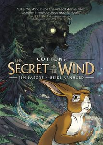 [Cottons: Volume 1: The Secret Of The Wind (Product Image)]