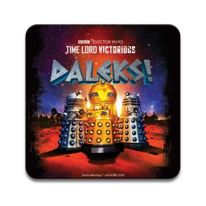 [Doctor Who: Time Lord Victorious: Coaster: Daleks! Animation (Product Image)]