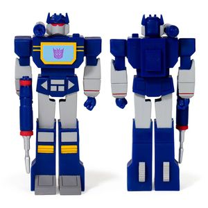 [Transformers: ReAction Action Figure: Soundwave (Product Image)]