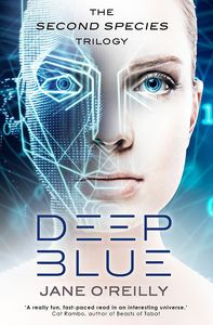 [Second Species: Book 2: Deep Blue (Signed Edition) (Product Image)]