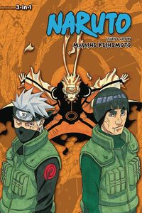 [Naruto: 3-In-1: Volume 21 (Product Image)]