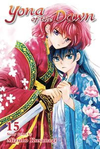 [Yona Of The Dawn: Volume 15 (Product Image)]
