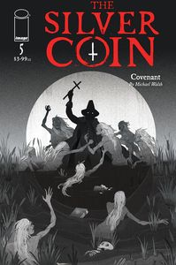 [The Silver Coin #5 (Cover B Mckibbin) (Product Image)]