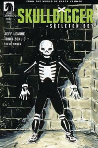 [Skulldigger & Skeleton Boy #1 (Lemire Variant Edition) (Product Image)]