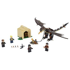 [LEGO: Harry Potter: Hungarian Horntail Triwizard Challenge (Product Image)]