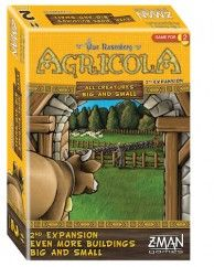 [Agricola: Even More Buildings Big & Small (Product Image)]