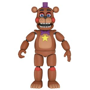[Five Nights At Freddy's: Pizza Simulator: Action Figure: Rockstar Freddy (Product Image)]