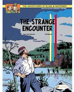 [Blake & Mortimer: Volume 5: The Strange Encounter (Product Image)]