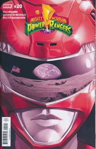 [Mighty Morphin Power Rangers #20 (Product Image)]