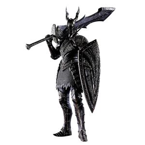 [Dark Souls: Sculpt Collection Volume 3 Statue: Black Knight (Product Image)]