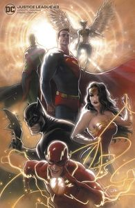 [Justice League #43 (Card Stock Kaare Andrews Variant Edition) (Product Image)]