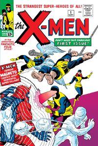 [Mighty Marvel Masterworks: The X-Men: Volume 1: Strangest Super-Heroes Of All (DM Variant) (Product Image)]